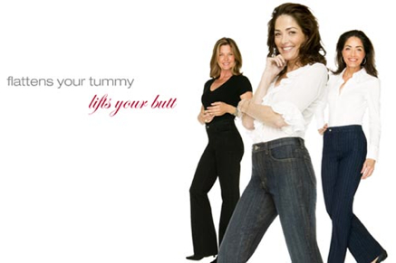 Not Your Daughters Jeans Slogan